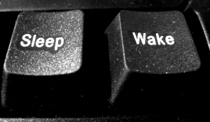 sleep or wake?