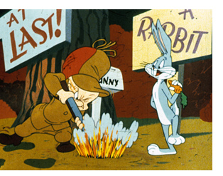 eeehh...what's up doc?
