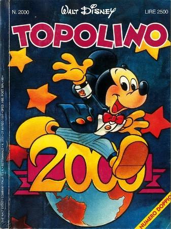 Topolino 2000 27 marzo 1994