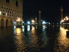Acqua alta venessia